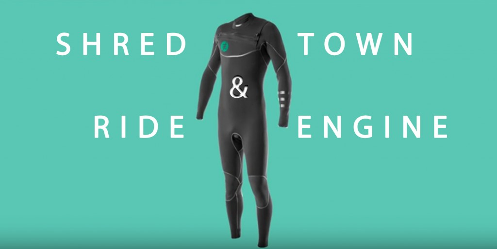 Ride engine And shred town