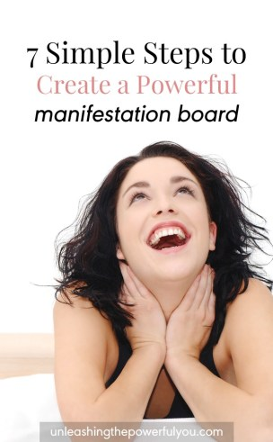 manifestation board