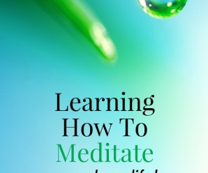 Learning How to Meditate Saved My Life