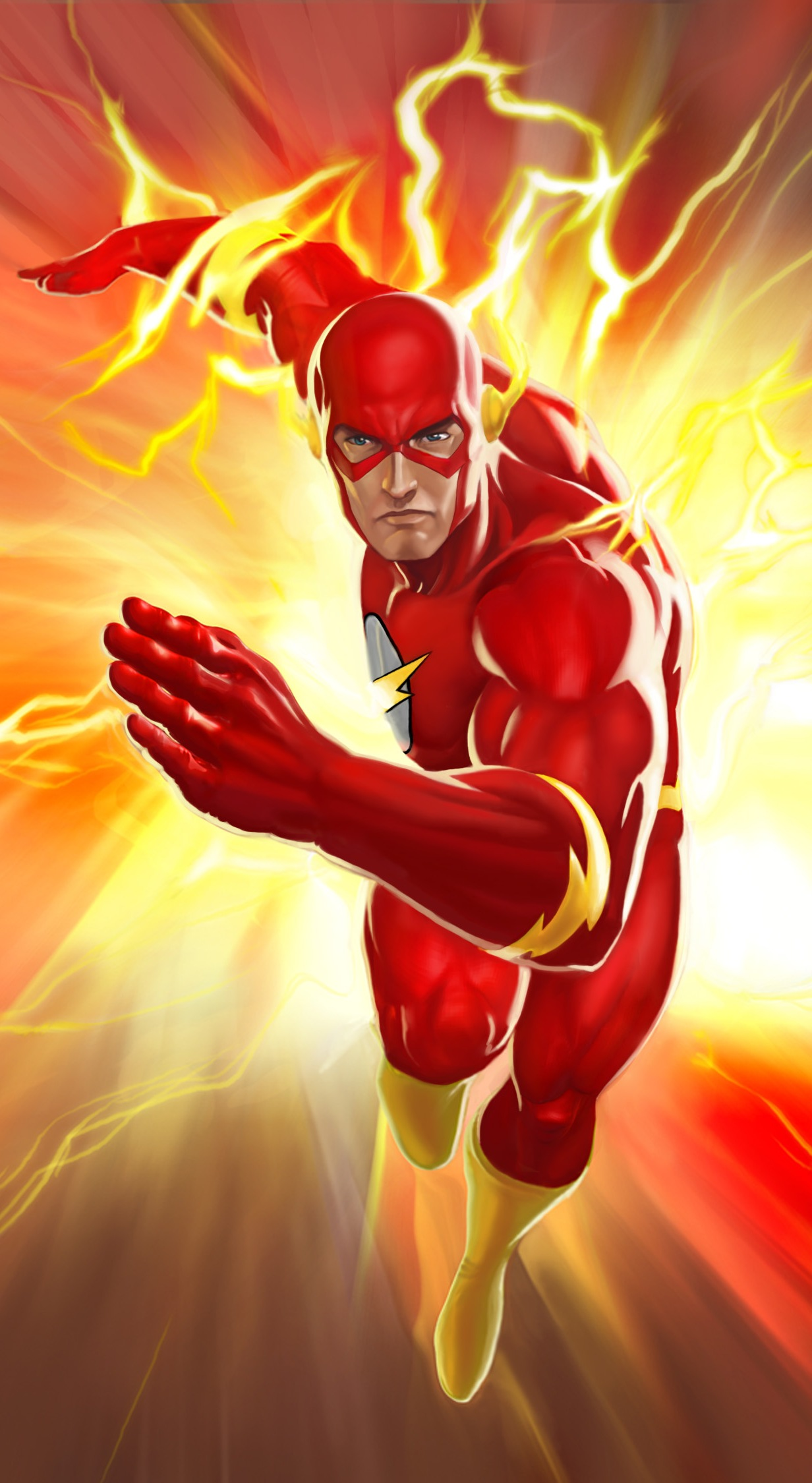 5 Reasons Why THE FLASH Needs His Own Cartoon Unleash