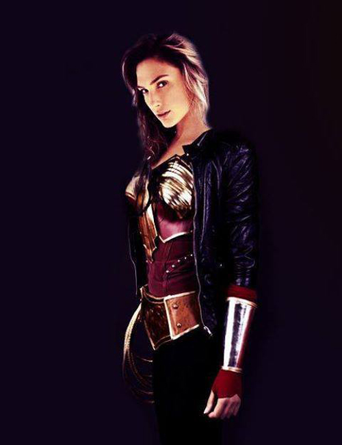 gal gadot wonde woman 03 What If: Wonder Woman Movie Happening; Justice League Cancelled*