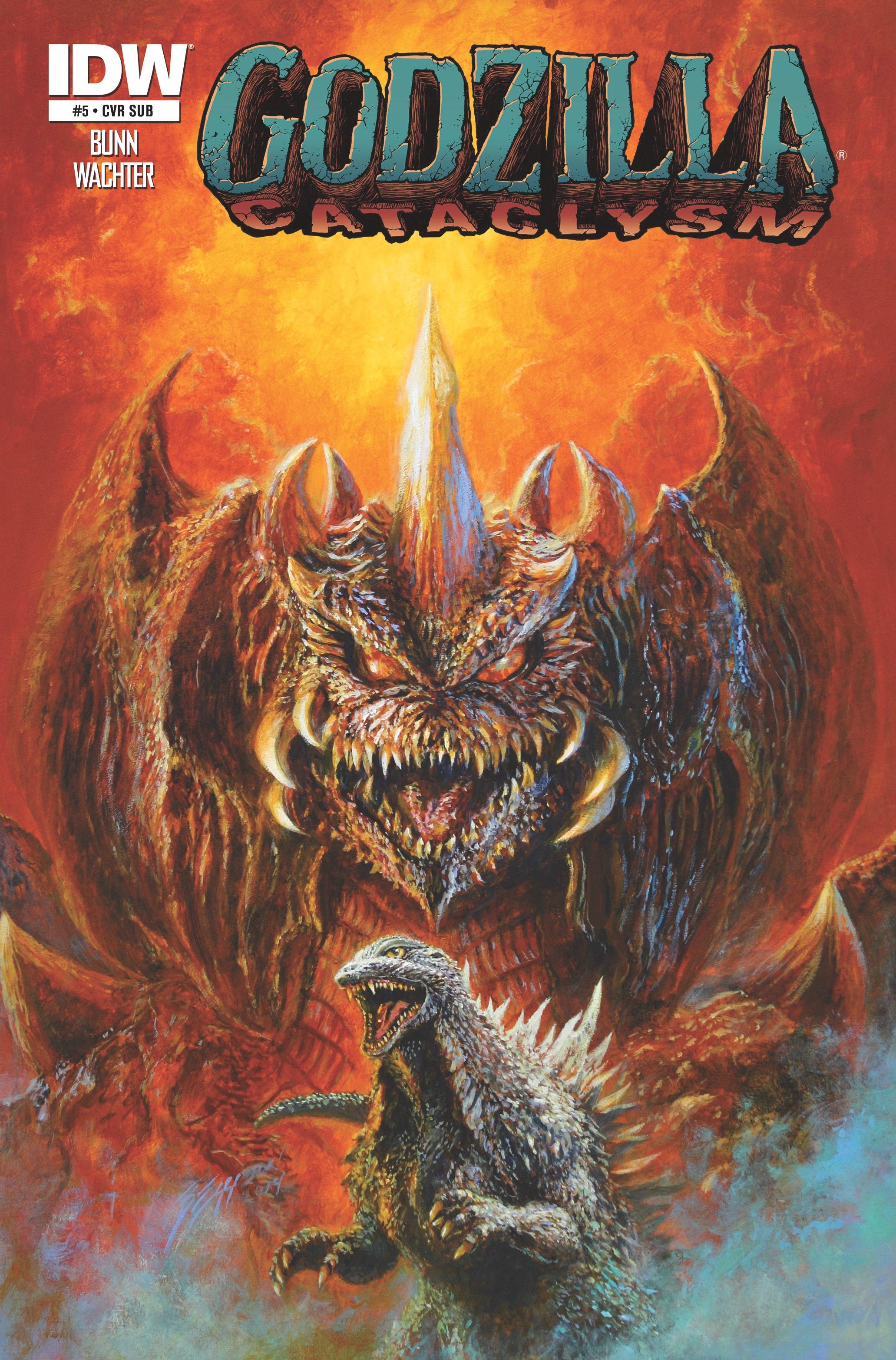 GODZILLA Cataclysm 5 Review  Unleash The Fanboy
