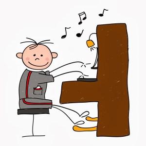 practice piano