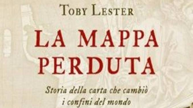 La mappa perduta Lester Toby Recensione UnLibro