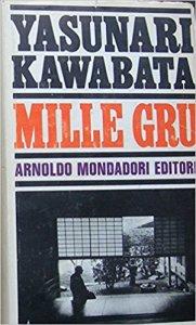 Recensione Mille Gru di Yasunari Kawabata Recensioni Libri e News Unlibro