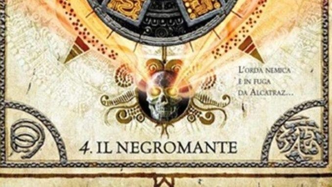I SEGRETI DI NICHOLAS FLAMEL L'IMMORTALE, IL NEGROMANTE 4 Michael Scott Recensioni Libri e News Unlibro