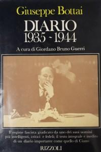 Diario 1935-1944 Giuseppe Bottai Recensioni Libri e News UnLibro