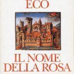 Il nome della rosa U. Eco