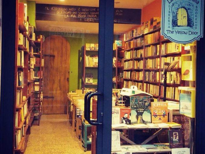 La Porta Gialla Libreria Tivoli