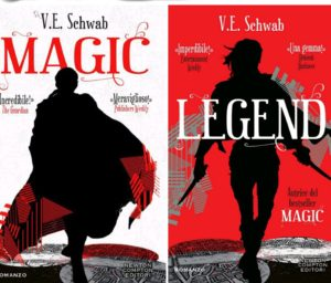 MAGIC - LEGEND V. E. Schwab recensioni libri e news UnLibro
