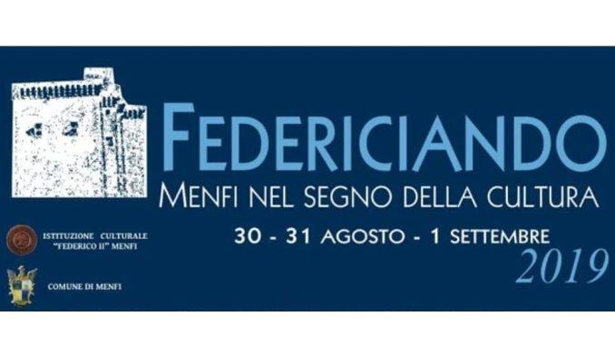 federiciando Menfi 2019