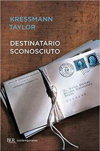 DESTINATARIO SCONOSCIUTO Kressmann Taylor