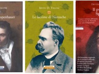 La trilogia dei filosofi Irvin Yalom