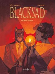 BLACKSAD Juan Diaz Canales Juanjo Guarnido. Recensioni Libri e News Unlibro
