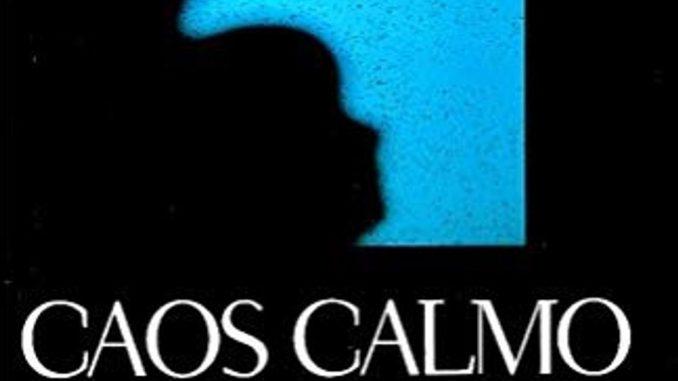 CAOS CALMO Sandro Veronesi Recensioni Libri e News UnLibro