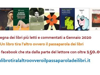 rassegna mensile dei libri più letti e commentati a gennaio 2020