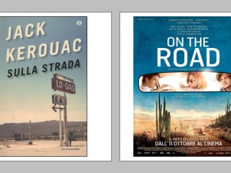 Sulla strada On the road libro e film