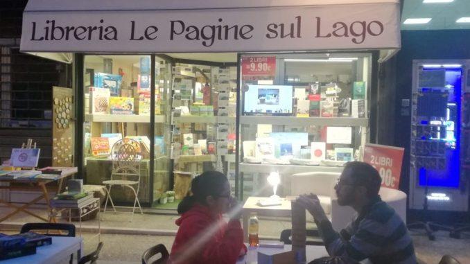 libreria Le pagine sul lago Passignano