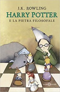 Harry Potter e la pietra filosofale J. K. Rowling