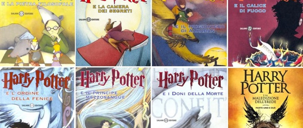 Harry Potter Recensioni Libri e News