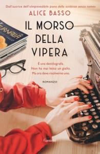 IL MORSO DELLA VIPERA Alice Basso Recensioni Libri e News