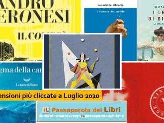 Le 5 recensioni più cliccate a Luglio 2020 recensioni Libri e News