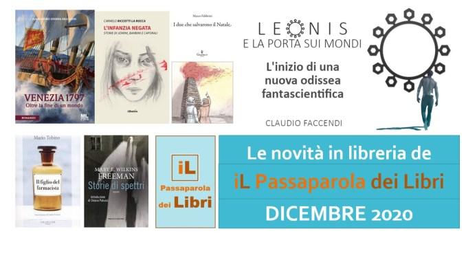 Le novità in libreria dicembre 2020