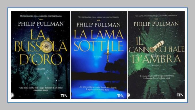 QUESTE OSCURE MATERIE - trilogia Philip Pullman Recensioni Libri e News