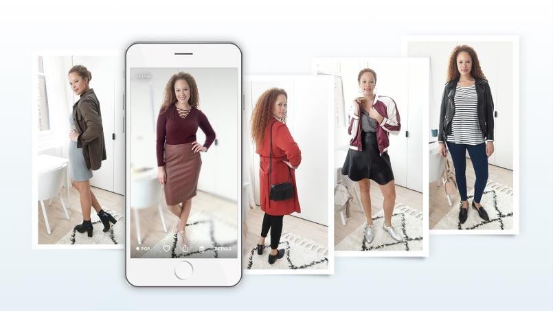 Amazon Echo Look integrates Alexa