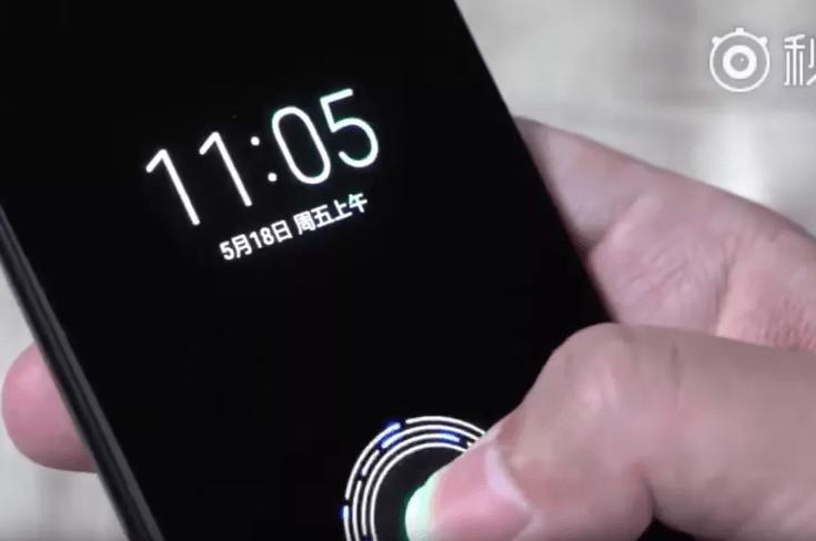 Capture2 7 - تسريب فيديو جديد لجوال شاومي Mi 8 القادم ظهر به مستشعر لبصمات الأصابع في الشاشة
