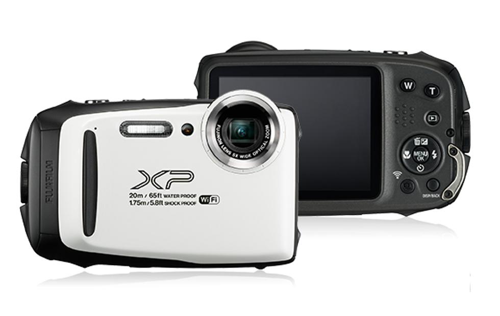Fujifilm FinePix XP130 adds Bluetooth