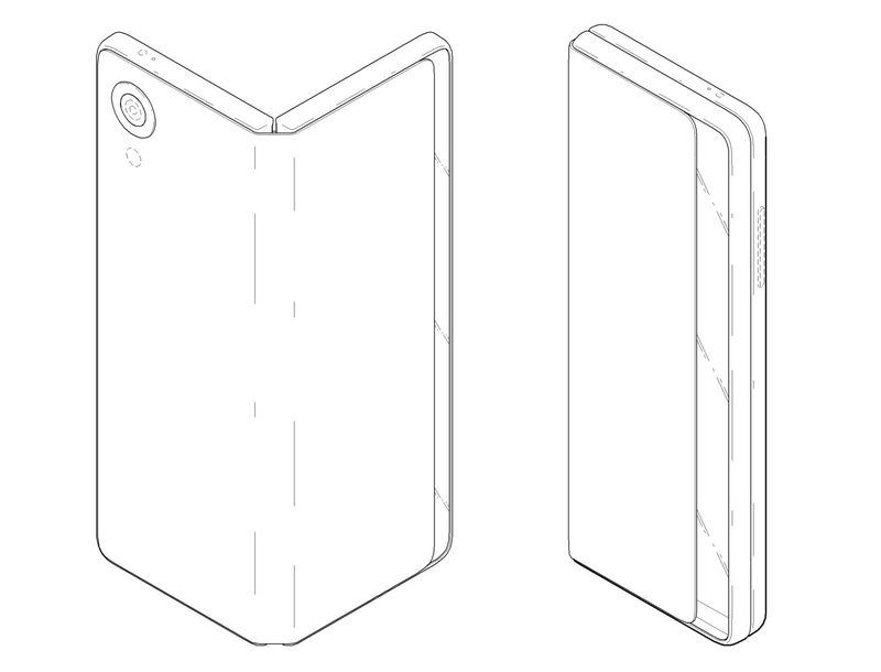 LG folding-phone