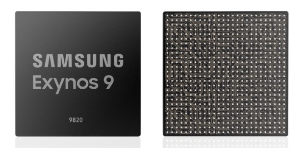 Samsung-Exynos-9-9820-chip