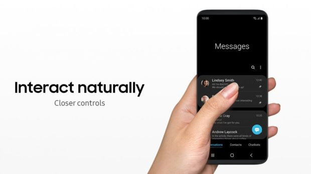 Samsung- One UI-3
