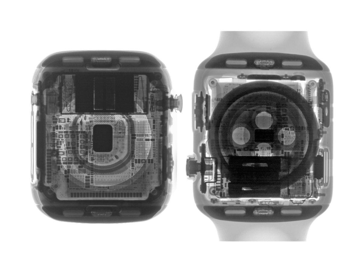 apple-Watch Series 4-teardown