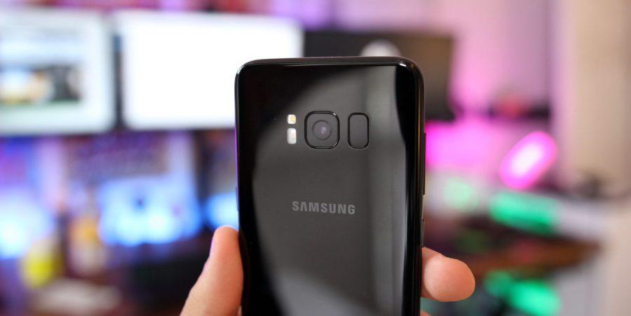 كيفية فتح شاشة قفل Galaxy S8 بطرق وتقنيات متعددة التقنية