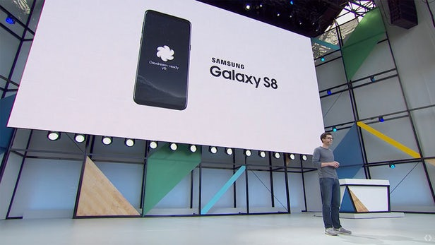 samsung galaxy s8 google daydream mobile vr 2