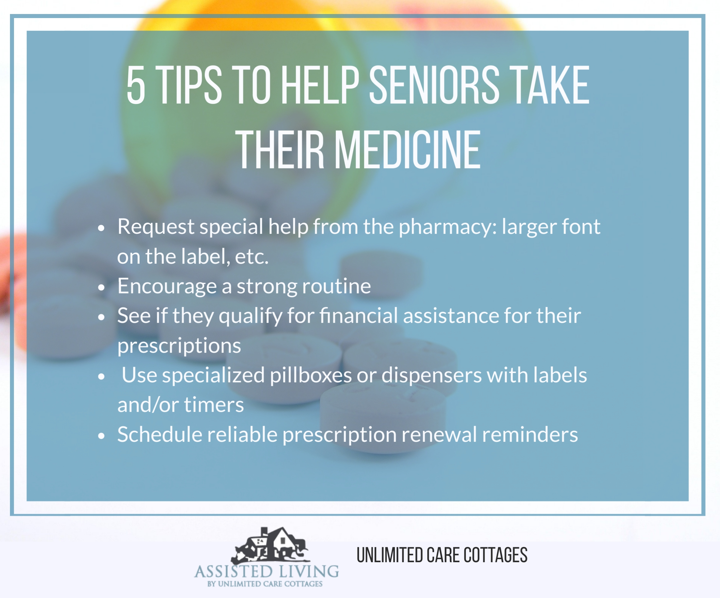 Elderly Forgetting Medication 5 Tips For Helping Patients