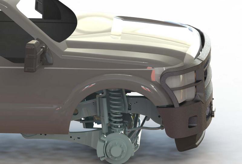 2002 F150 Power Steering Reservoir