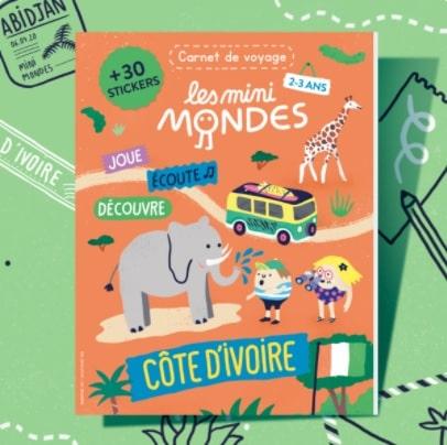 les mini-mondes Cote d'Ivoire