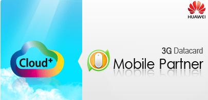 Huawei wi-fi mobile partner