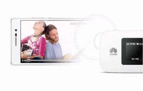 Huawei E5377 4G LTE FAST & COMFORTABLE COMMUNICATION
