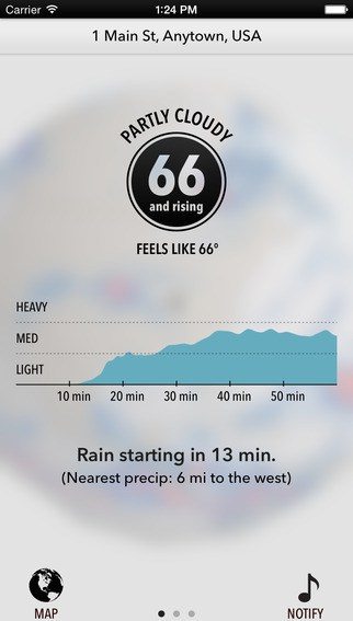 Top 6 Weather Apps For Iphone U0026 Ipad - Resume Examples