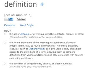 Predefined or Redefined.