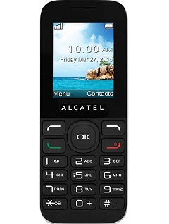 How To Unlock ALCATEL 1050 (1050A, 1050D and 1050G) by