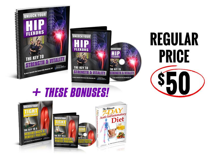 Unlock Your Muscle Flexors + bonuses!