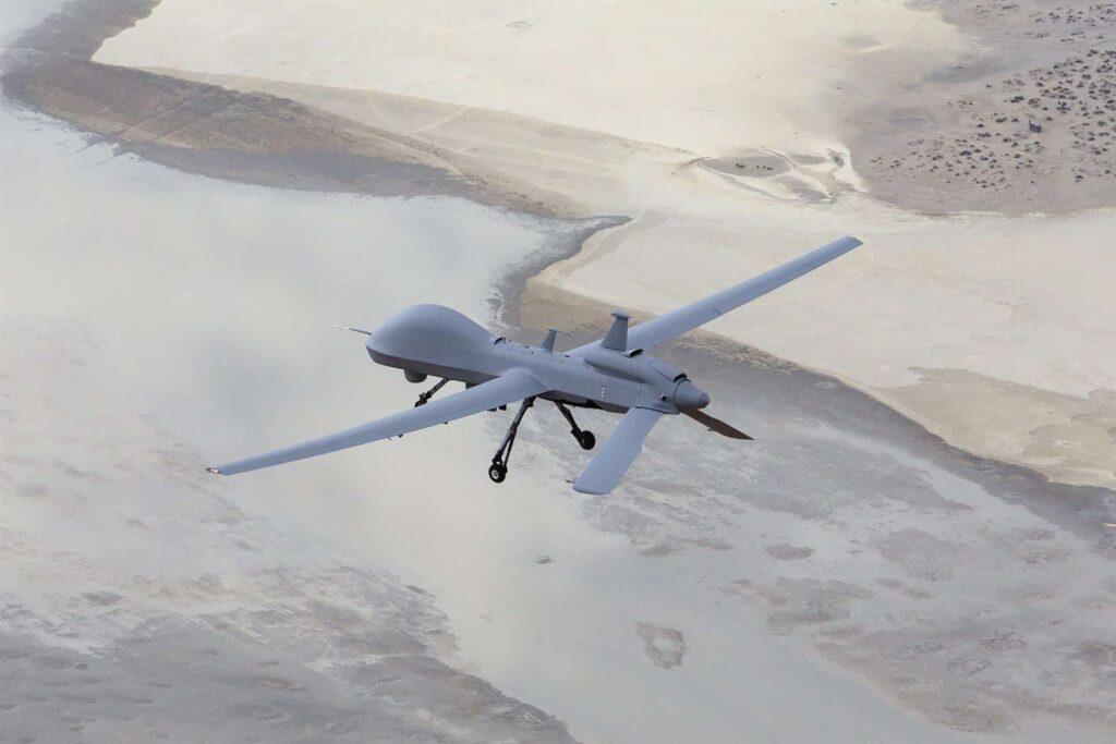 Gray Eagle Extended Range UAS