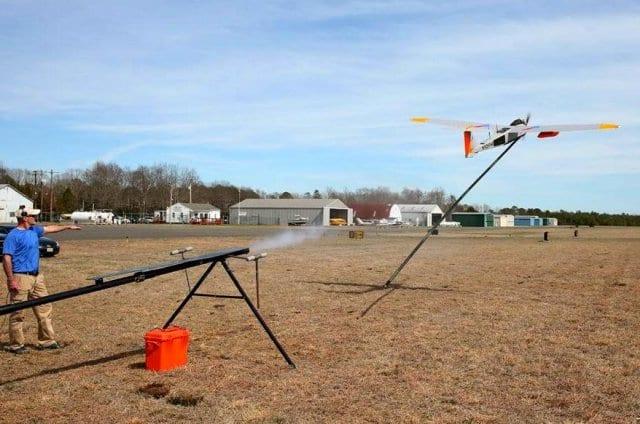 Verizon 4G LTE drone test