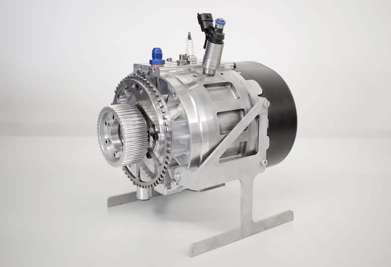 3W International Wankel engine