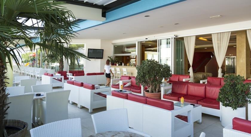 Fotogallery Hotel Parigi Lido di Bibione Fotografie Hotel